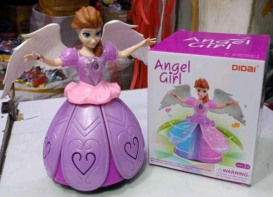 Angel girl dance image 1
