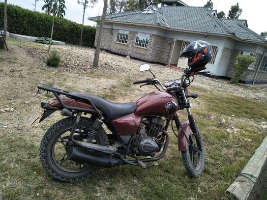 Keeway motorcycle scooter image 6