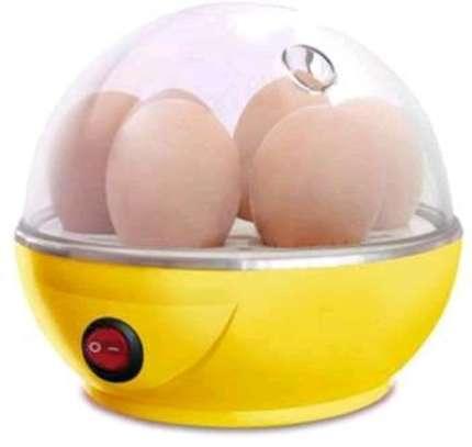 Electric egg boiler pan image 1