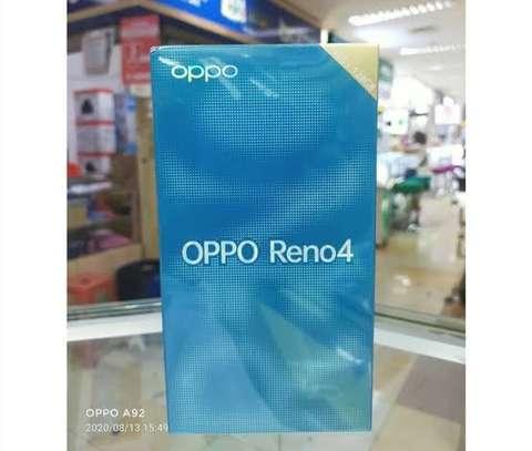 "Oppo Reno 4, 6.4"",128GB + 8GB RAM,48MP+8MP+2MP+2MP,(Dual SIM),4G image 1"