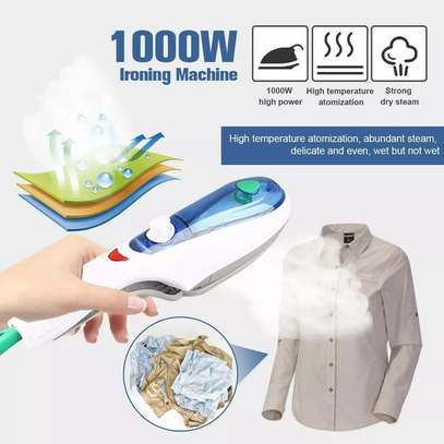 Generic Portable Handheld Garment Steamers Electric Iron Machine image 2