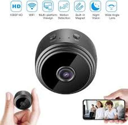 wifi smart mini hd cctv spy cam image 1