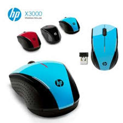 HP X3000 Wireless Mouse image 1