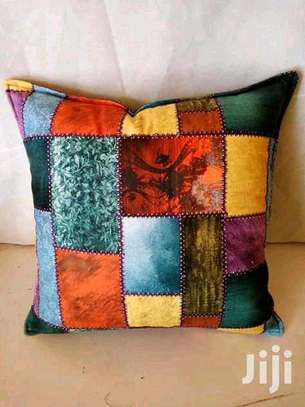 Colourful Beautiful Fiber Filled Throw Pillows