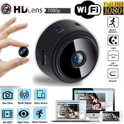HD 1080P Wifi Spy Camera 150° image 1