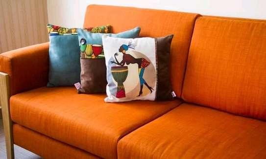 African decorative throw pillows image 3