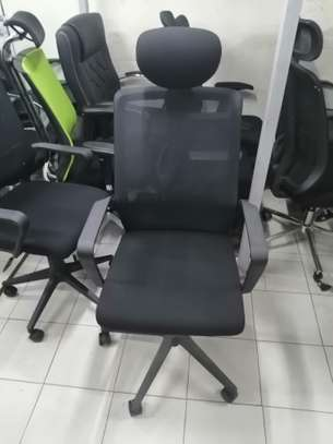 Executive office chair image 15