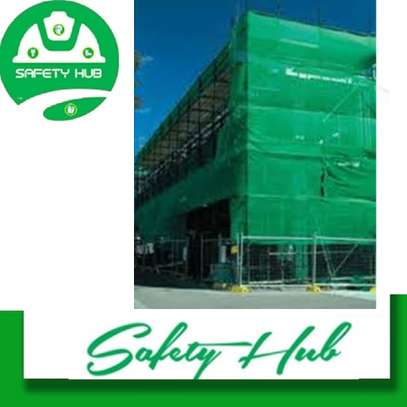 Scaffold Construction Safety Nets