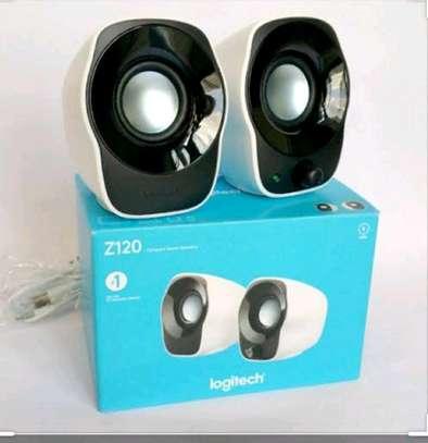 Logitech Z120 Speakers (2w) image 1