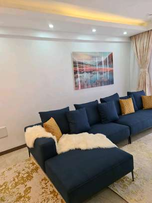 Fully furnished 3 bedroom to let in kilimani image 1