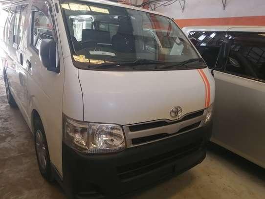 Toyota HiAce KDH200