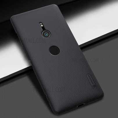 NILLKIN Super Frosted Shield Back Cover For Sony XZ3 image 3