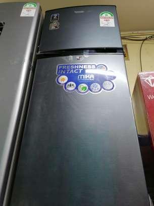 Bruhm bfd 195md double door fridge image 1