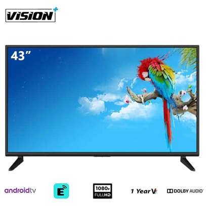 Vision Plus 43 Inch Full HD Smart Android TV