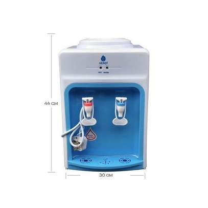 Nunix Table Top Hot And Cold Water Dispenser image 1