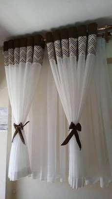 Kitchen curtain image 2