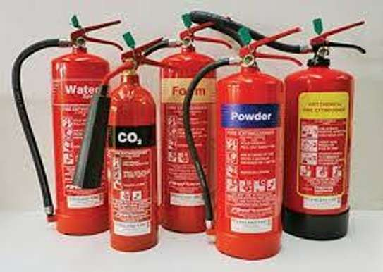 Fire Extinguishers Cylinders