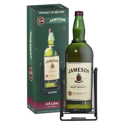 Jameson Triple Distilled Irish Whiskey - 4.5 Litres image 1