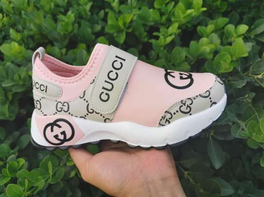 Gucci pink sneakers - Casual Shoes image 1