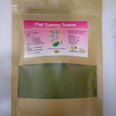 Tummy fats burner teatox image 1