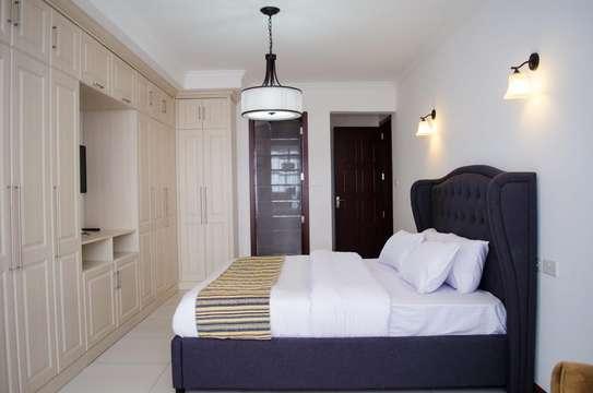 Furnished 3 bedroom apartment for rent in General Mathenge image 3