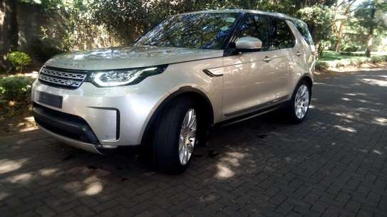 2017 Land rover Discovery image 8