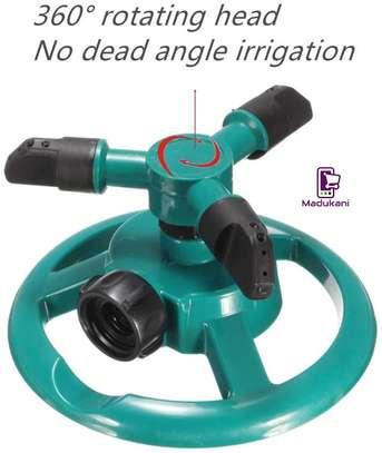3 Arm Large Area Rotating Mini Sprinkler image 4