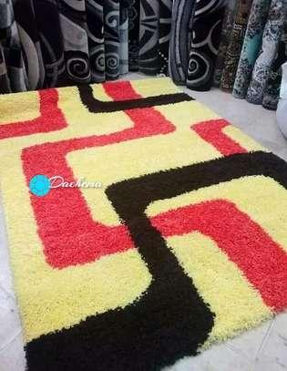 7*10 shaggy carpets image 1