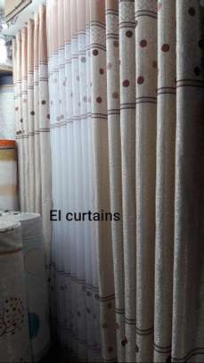 CURTAINS AND SHEERS MATCHED image 7