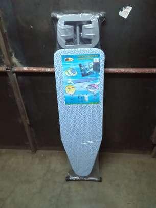 Blue Foldable ironing board image 2