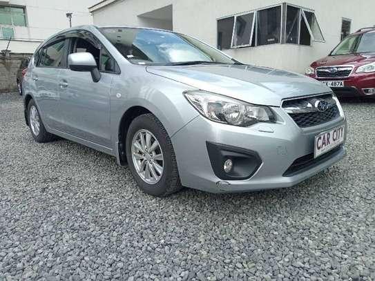 Subaru Impreza image 1