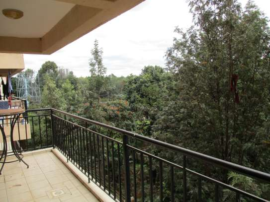2 bedroom apartment for rent in Kilimani image 10