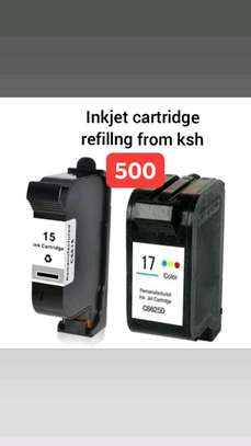 15 (C6625) color inkjet cartridge 78 (C8578A) color image 1