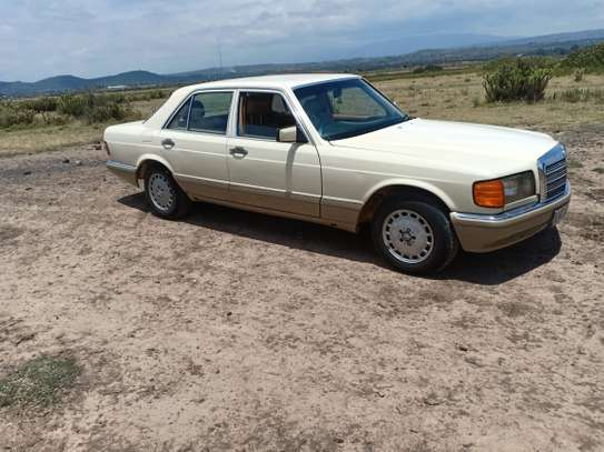 Mercedes w126 for sale image 10