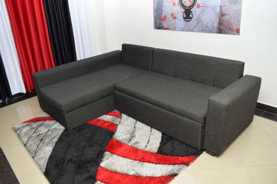 Sofabed with Storage Space image 2