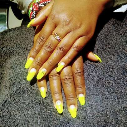 Mobile Manicure, Pedicure and Hairdressing Services