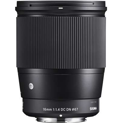 Sigma 16mm f/1.4 DC DN Contemporary Lens for Sony E image 2