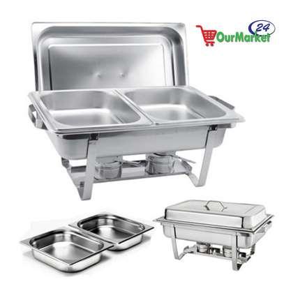 Jador Chafing Dish 2 Layer image 1