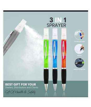 PEN WITH SPRAYER image 1