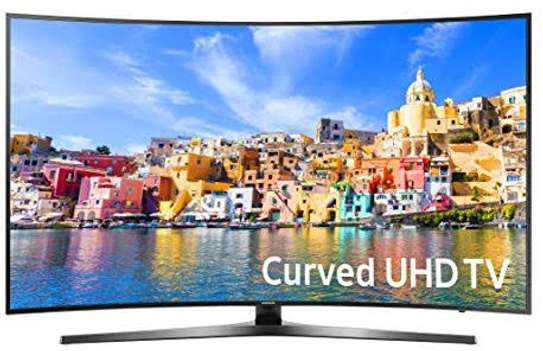 Samsung 49 inches digital smart curved 4k 49 inches image 1