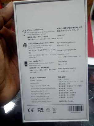 T05 TWS Wireless Bluetooth earphones headsets image 3