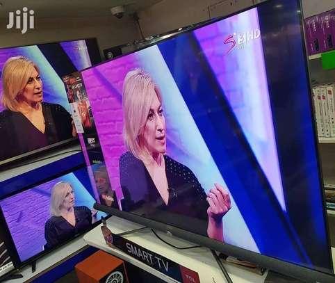 TCL 65 inches Android Smart UHD-4K HARMAN KARDON Digital TVs image 2