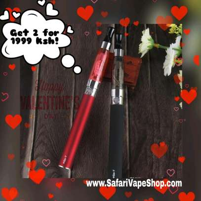 2 x E-cigarette / Vape Kit - Valentines Day Special!