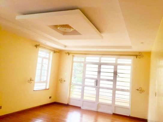 4 bedroom apartment for rent in Karen image 4