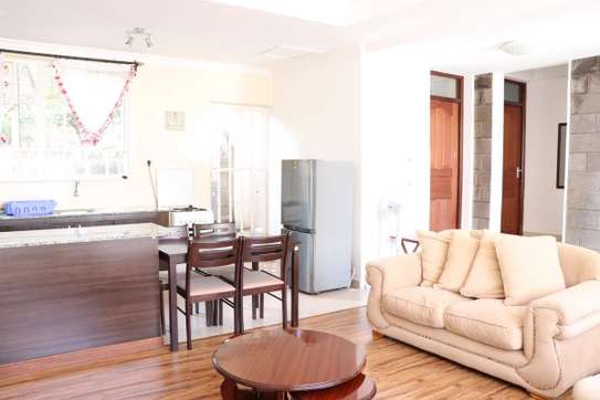 Furnished 2 bedroom house for rent in Runda image 5