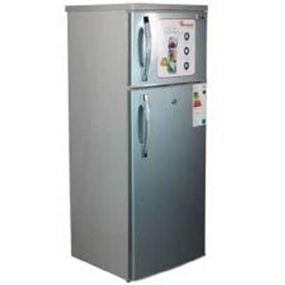 Ramtons 2 door direct fridge 213 liters image 1