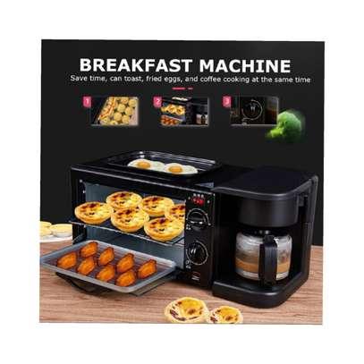 3 in 1 breakfast machine image 1