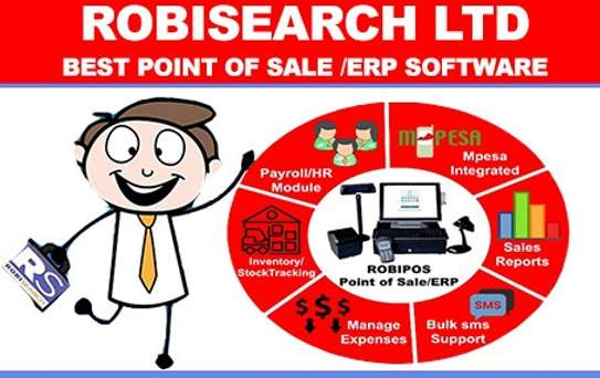 Advanced Point Of Sale System (POS) For Hardwares(POS)