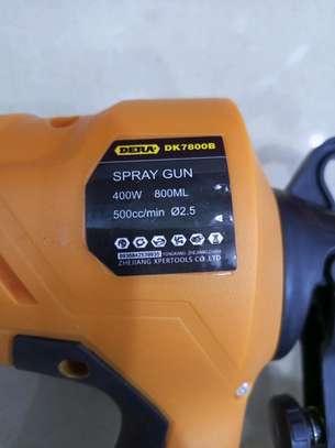 Electric spray gun image 3