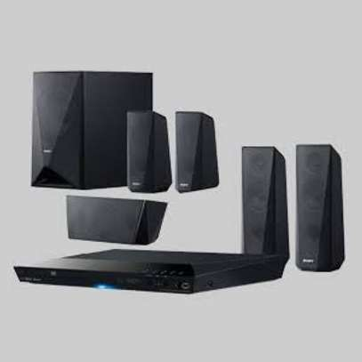Sony DZ 350 home theater system image 1